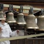 Колокольный звон на свадьбе в стиле Древняя Русь. Ведущий Роман Глуховский