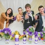 Ведущий на свадьбу в Волгограде Роман Глуховский, веселая свадьба