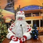 Ведущий на Новый год в Волгограде Роман Глуховский, обращение Деда Мороза