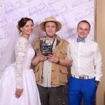 Ведущий на свадьбу в Волгограде Роман Глуховский, тематическая свадьба путешествия по странам