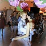 Ведущий на свадьбу в Волгограде Роман Глуховский, красивый свадебный танец