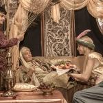 Ведущий на юбилей в Волгограде Роман Глуховский. Султан и Жасмин