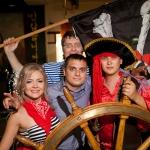 Свадьба в пиратском стиле. Ведущий на свадьбу в Волгограде Роман Глуховский